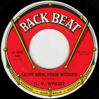 Eight Men, Four Women / Fed Up With The Blues