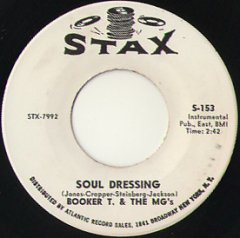 Soul Dressing / MG Party
