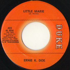 Little Marie / Until The Real Thing Comes Along