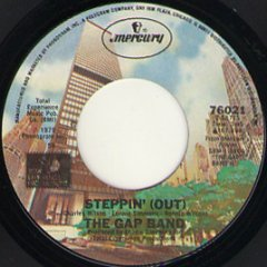 Steppin' (Out) / You Are My High