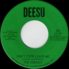 Don't Ever Leave Me / Surely