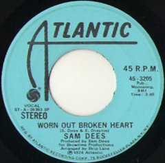 Worn Out Broken Heart (stereo) / (mono)