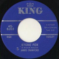 Stone Fox / Hold It