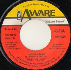 Hanna Mae (vo) / (inst)