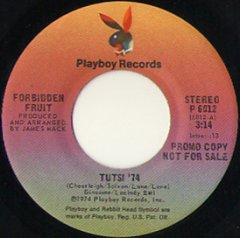 Tutsi '74 (stereo) / (mono)