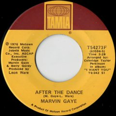After The Dance / Feel All My Love Inside