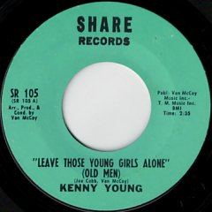 Leave Those Young Girls Alone / Ain't It Funny What Love Can Do