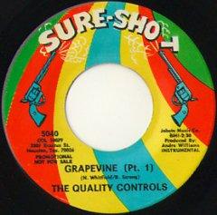 Grapevine (pt.1) / (pt.2)