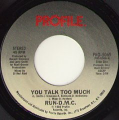You Talk Too Much / Daryll & Joe