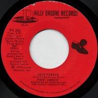 Love Freeze (stereo) / (mono)