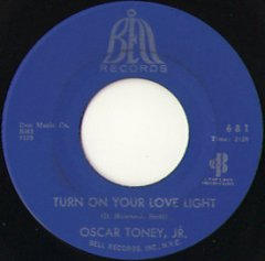 Turn On Your Love Light / Any Day Now