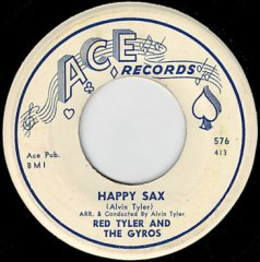 Happy Sax / Junk Village