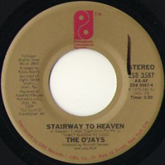 Stairway To Heaven / Livin' For The Weekend