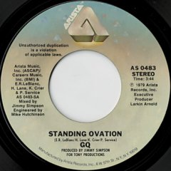 Standing Ovation / Reasons For The Seasons