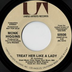 Treat Her Like A Lady (stereo) / (mono)