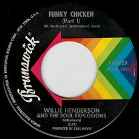 Funky Chicken (pt.1) / (pt.2)