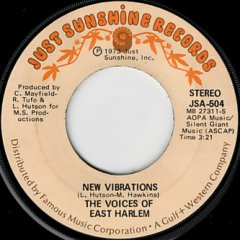 New Vibrations / Giving Love