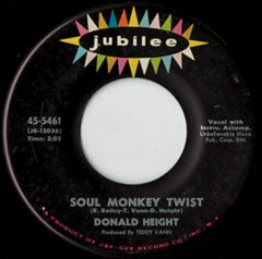 Soul Monkey Twist / Run Joe