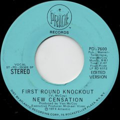 First Round Knockout (stereo) / (mono)
