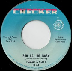 Boo-Ga-Loo Baby / I Don't Want To Share Your Love