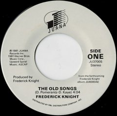 The Old Songs / Bundle Of Love