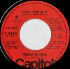 Love Magnet (stereo) / (mono)