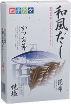 四季彩々 和風だし(6g×32袋)