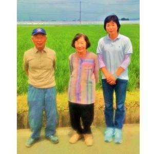 【限定】奈良県産米 上田さんちのひのひかり玄米10キロ