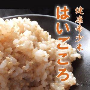 米 はいごころ 胚が大きい! 玄米2キロ 奈良県産 GABAが豊富なお米
