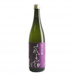 お酒 純米大吟醸蔵王桜 1800ml