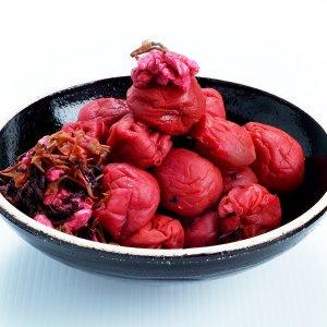 ◆香り豊かな吉野の桜を散りばめました◆南高さくら梅干【1kg】