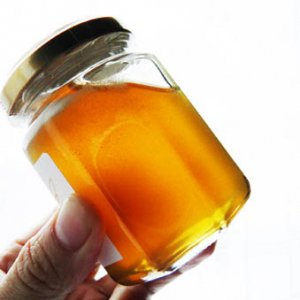 ◆希少!ニホンミツバチがんばってます◆吉野の百花蜜【150g】