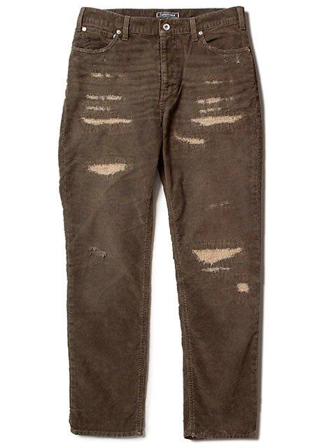 CRASH CORDUROY PANTS