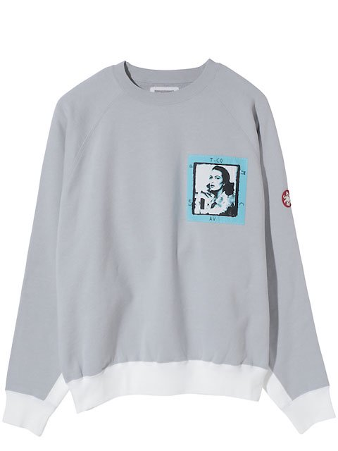 T.CO LOOSE FIT CREW NECK