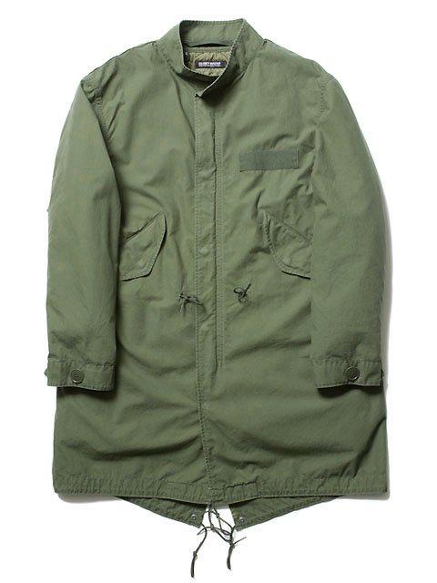 Fishtail Coat