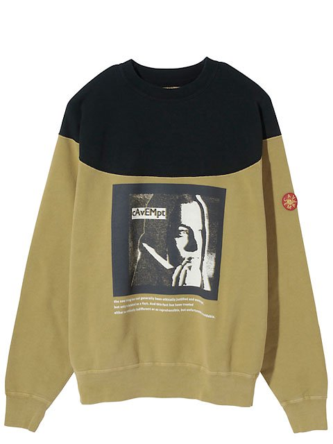 ROUND SHOULDER CREW NECK