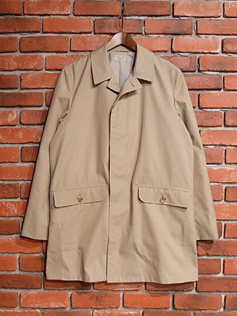 STAND FALL COLLAR SPRING COAT