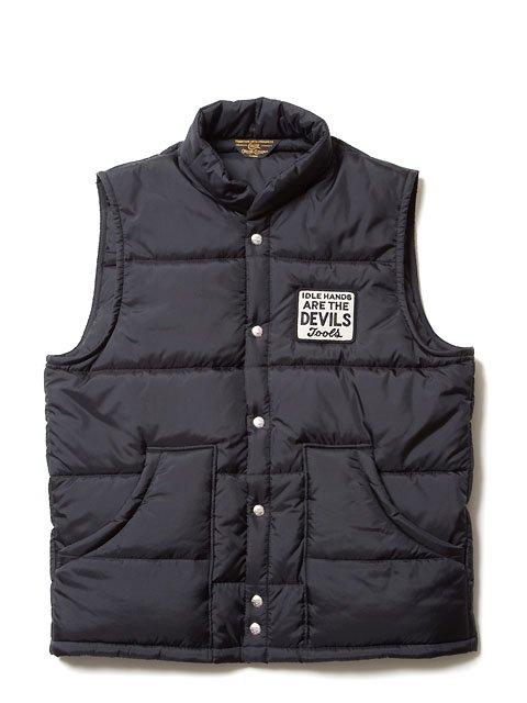 Padded Trucker Vest