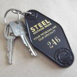 STL-KC006 KEY TAG[ STEEL ORIGINAL ]