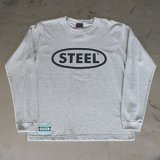 STL-657 LONG SLEEVE T-SHIRT[ STEEL DESIGN ]