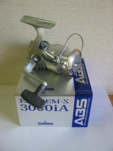 ダイワ・エンブレム-X 3000iA