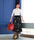 ツイストバルーンスカートの商品画像