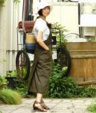 M-Basic フランチェスカジャンバースカートの商品画像