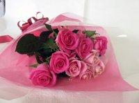 マザーズローズ「ビーラビッド」(ピンク&ピンク)11本