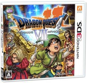 【中古】[3DS]ドラゴンクエストVII エデンの戦士たち ドラゴンクエスト7