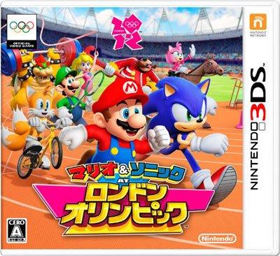 【中古】[3DS]マリオ&ソニック AT ロンドンオリンピック