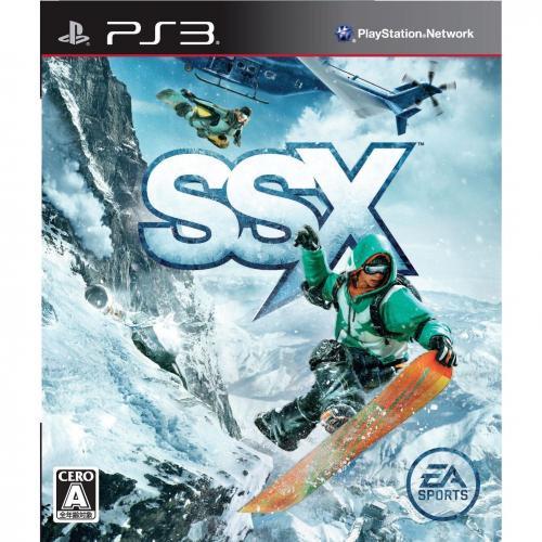 【中古】[PS3]SSX