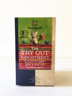 "SONNENTOR Organic herbal tea ""Tea Try out Assortment""  20種類のお茶"