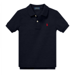 コットンメッシュ・半袖ポロシャツ[2色展開](男の子2〜7歳用)