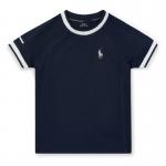 パフォーマンス・半袖Tシャツ[2色展開](男の子2〜7歳用)